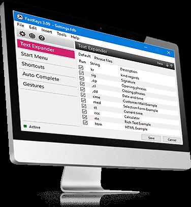 FastKeys 4.13 Multilingual